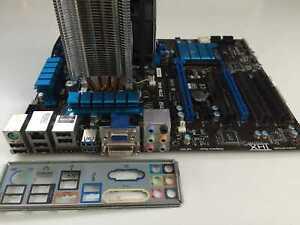 MSI Z77A-G43 (PCIe, HDMI, USB3.0, SATA3, DDR3) + Intel Core i5-3570K (3,4 GHz)