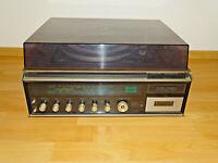 National Panasonic SG-2050L Music Centre, Radio & Plattenspieler OK, Tape defekt