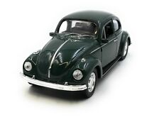 Modellino Auto VW Maggiolino Beetle Conf. Orig. Verde Auto 1:3 4-39 (Licenza)