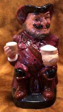 """Vintage Royal Doulton Toby Character Mug Jug """"Falstaff"""" #8328A - 1949?"""