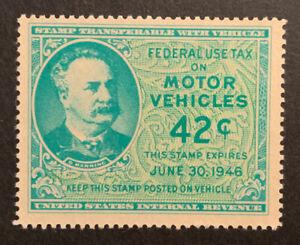 TDStamps: US Revenue Stamps Scott#RV53 Mint NH OG
