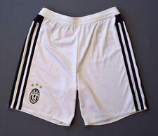 5/5 Juventus Original Football Soccer Shorts Adidas Size Kids 11-12 Years