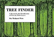 Tree Finder: A Manual for Identification of Trees by their Leaves (Eastern US) (