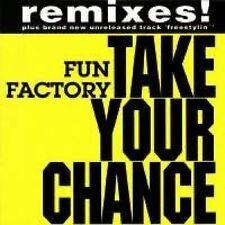Fun Factory Take your chance (Remixes, 1994) [Maxi-CD]