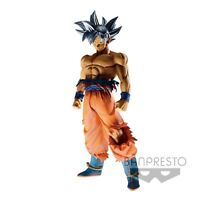 DRAGON BALL LEGENDS GOKU ULTRA INSTINCT ASIA EXCLUSIVE BANPRESTO NEW