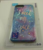 fits iPhone 6 plus, 7 & 8 + plus phone case i need my space stars cover