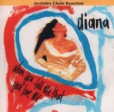 "Diana Ross 45RPM Speed Pop R&B & Soul 7"" Singles"