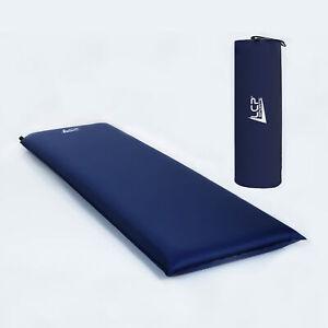 Selbstaufblasende Luftmatratze Isomatte Campingmatte Selfinflating Gästebett 6CM