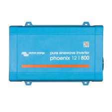 Off-Grid Inverter Victron Phoenix 12/800 VE. Direct Schuko (800 W 12 V ou 24 V **)