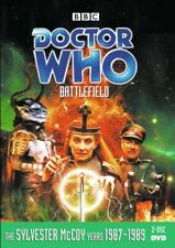 Doctor Who: Battlefield [New Dvd] Full Frame, Mono Sound, Subtitled, 2