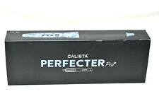 "Calista Perfecter Pro Grip Heated Round Brush .75"" (3/4) Barrel BLUE-NIB"