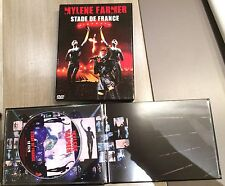 "DVD Mylène Farmer ""Stade de France"" Tirage limité"