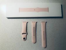 Apple Watch Sport Band 40mm in Pink Sand