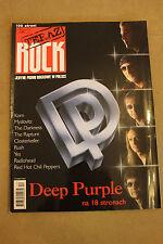 Teraz Rock 10/2003 Deep Purple, Rush, Radiohead, RHCP, Yes, The Darkness