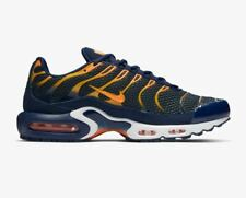 Nike Air Max Plus Haifisch Tuned Blau Void Orange / Blue Gr.41 US8 852630 408