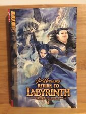 Return to Labyrinth, Jim Henson's vol. 3 / manga by TokyoPop *NEW* Out of Print