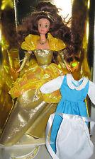 Disney Special Sparkles Belle doll + Village Fashion Beauty & the beast Mattel