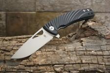 Kizer Cutlery KIV4484A1 Kyre VG-10 G10 Folding Pocket Knife Black