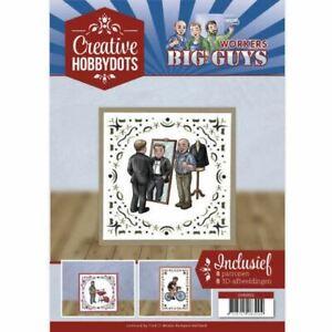 Creative Hobbydots 2 Booklet - Big Guys Workers