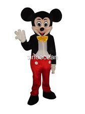 Mickey Mouse Halloween Easter Christmas Adult Mascot Costume Fancy Dress Outfit