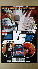 AVX AVENGERS VS X-MEN #4 1ST PRINT VARIANT MARVEL COMICS (2012) THOR DAREDEVIL