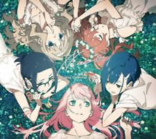 New DARLING in the FRANXX Ending Collection Vol.2 CD DVD Japan SVWC-70343