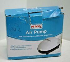 Petco Aquarium Air Pump Model AC-9901 (Used)