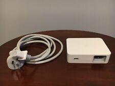 Apple Cinema Display 65w Power Adapter with power cord