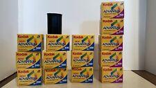 Kodak Advantix Aps Film Expired 15 Rolls