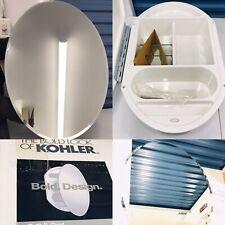 Kohler Oval Recessed Mirrored Medicine Cabinet