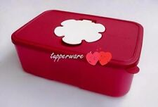 Cherry Tissue Box by Tupperware Indonesia