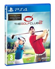 Ps4 jeu The Golf Club 2 article neuf