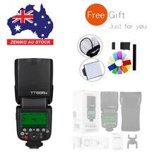 AU Godox TT685S 2.4G TTL HSS 1/8000s GN60 Camera Flash Speedlite For Sony Camera