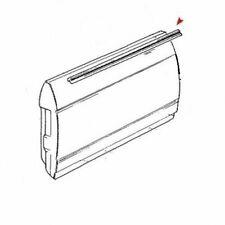 Mercedes Benz W114 W115 Door Window Seal Belt Window Rubber Scraper Brushes 4 PC