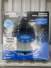 Summer Waves Robotic Pool Cleaner
