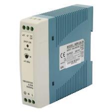 170-265VAC 12VDC 1.25A Owen Bros UK OBSN-15-12 DIN Rail Power Supply 15W 1PH