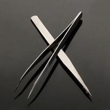 Professional Coated Precision Tweezers Set Stainless Steel Non Magnetic Пинцет