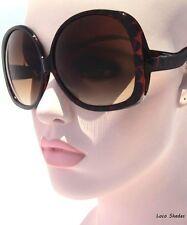 BIG OVERSIZE Retro Designer Style Sunglasses Sunnies Women's Ladies Fashion HUGE