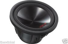 """Alpine SWR-12D4 Type-R 12"""" Subwoofer with Dual 4-ohm Voice Coil (3000W 1000 RMS)"""