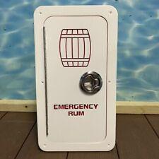 Emergency Rum Storage Box Starboard boat marine