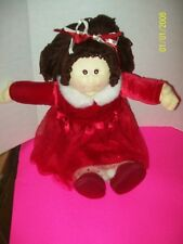 SOFT SCULPTURE CABBAGE PATCH KID GIRL   198?    redhead hair 00