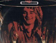 Reissue Pop 33 RPM Speed Vinyl Records