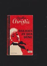 TASCHENBUCH   - Agatha Christie  - das haus an der Düne