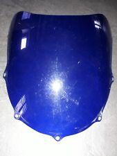 BULLE BLEUE SUZUKI GSXR 600 750 1996 1997 1998 1999 SRAD