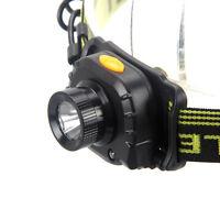 Flashlight 800LM CREE LED IR Infrared Headlamp Camping Headlight Head Torch Lamp