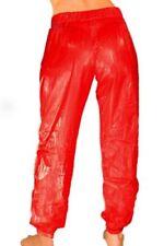 Pantalones de deporte de hombre rojo
