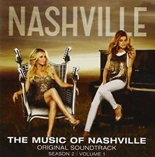 MUSIC OF NASHVILLE SEASON 2 VOLUME 1 SOUNDTRACK CD NEW