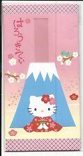 Sanrio Hello Kitty Envelopes For Gift Money Pull Up