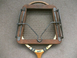 Vintage Dunlop Blue Flash badminton racquet