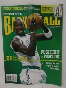 Beckett Basketball January 2008 Issue #210